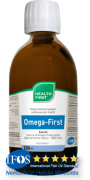 Omega-3 természetes halolaj