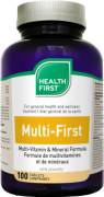 Multi First Multivitamin vassal
