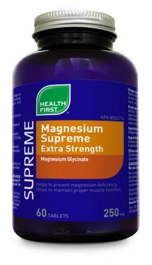 Magnézium Supreme Extra Strength