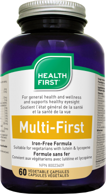 Multi-First Europe vasmentes multivitamin