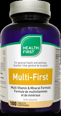 Multi-First Multivitamin