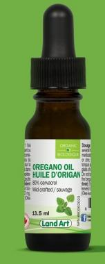 Organikus Oregánó Olaj